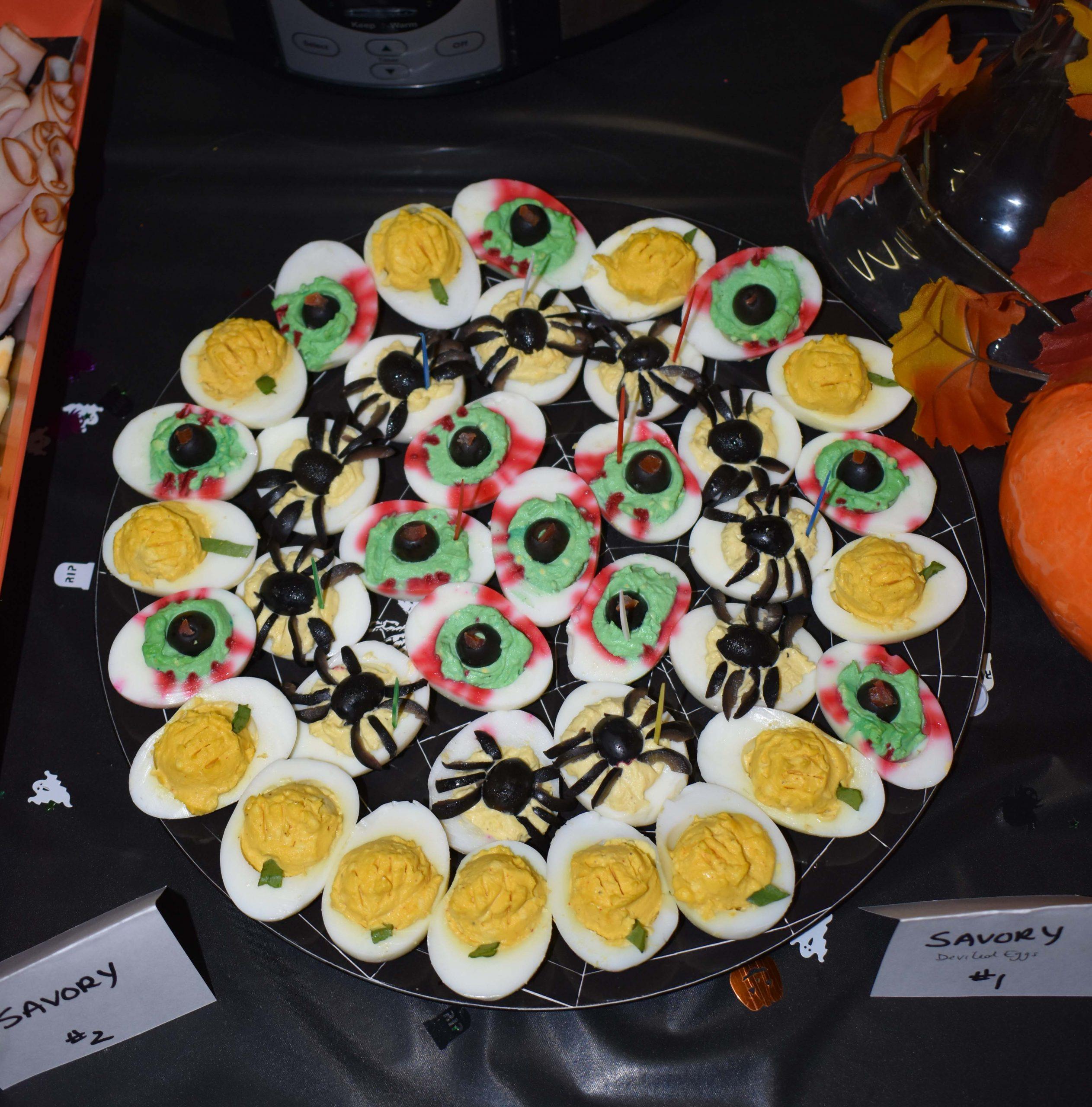 B Halloween 2018 Party-032