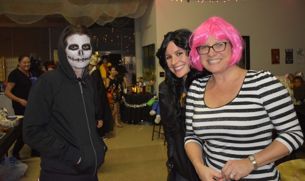 First Annual Not Just a Costume Party Halloween Party