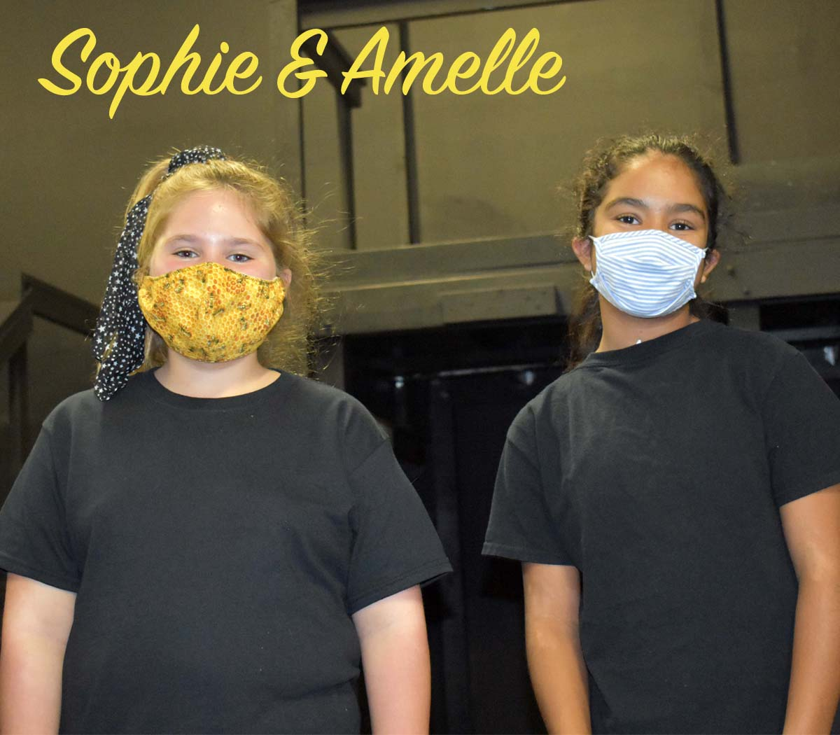 Sophie and Amelle