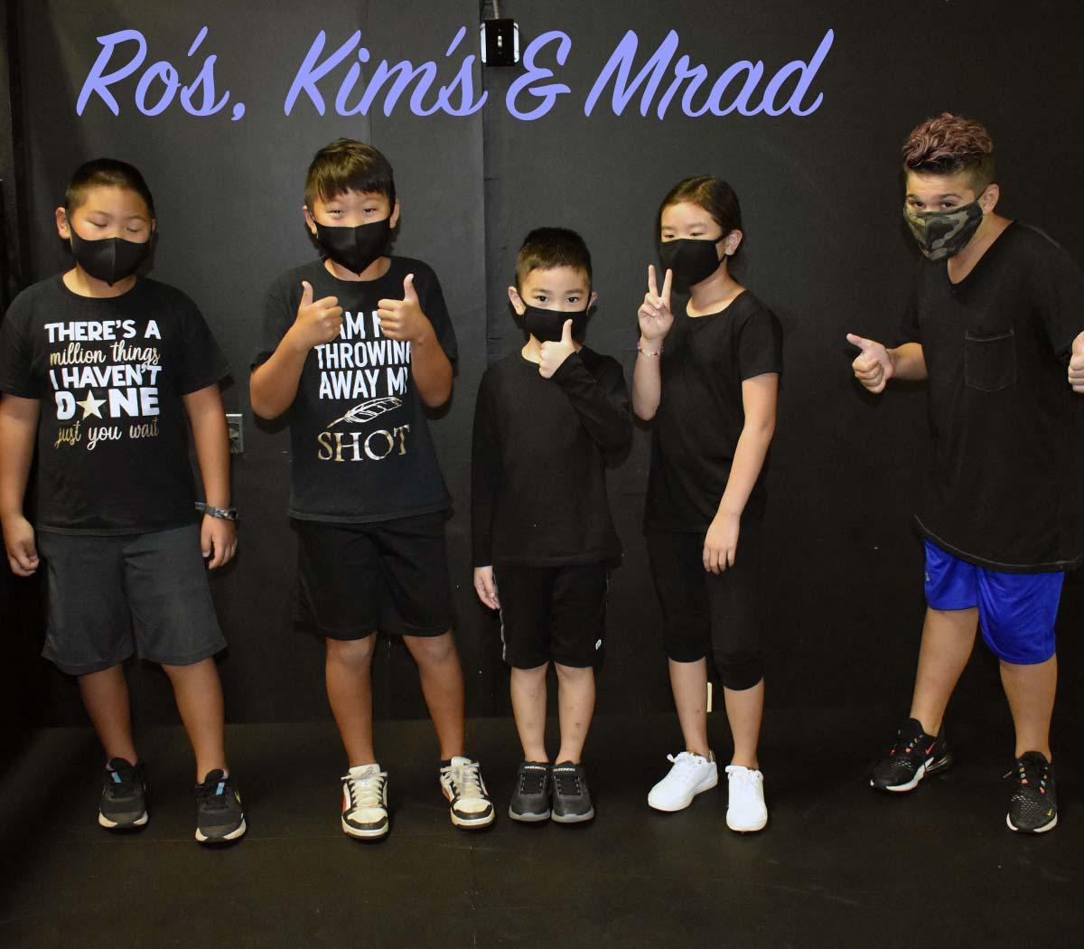 ro kim and mrad
