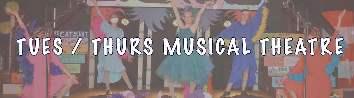 tues thurs Musical Theatre Header 2021
